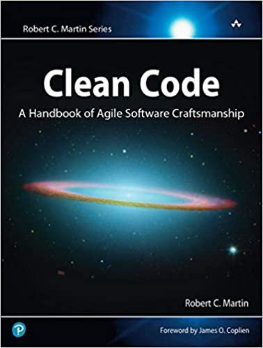 Książka Clean Code