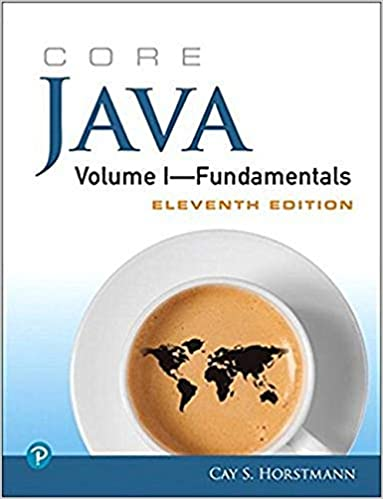 Książka Core Java Volume I -Fundamentals