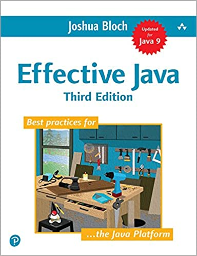Książka Effective Java