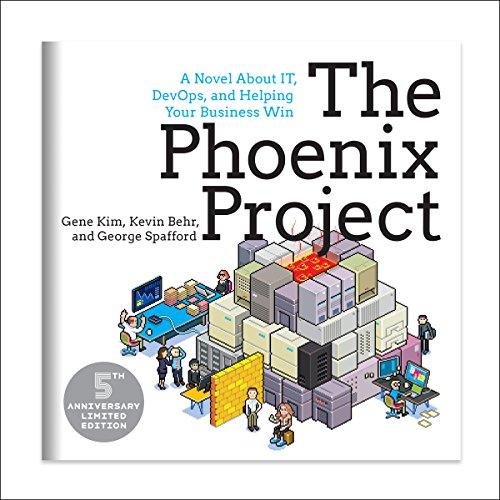 Książka Projekt Feniks