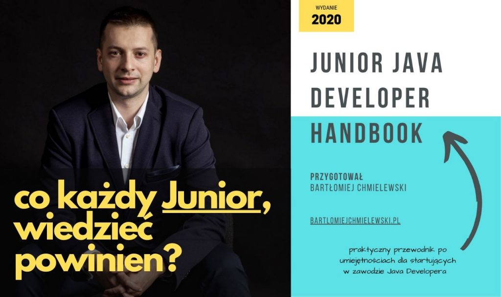 Junior Java Developer Handbook