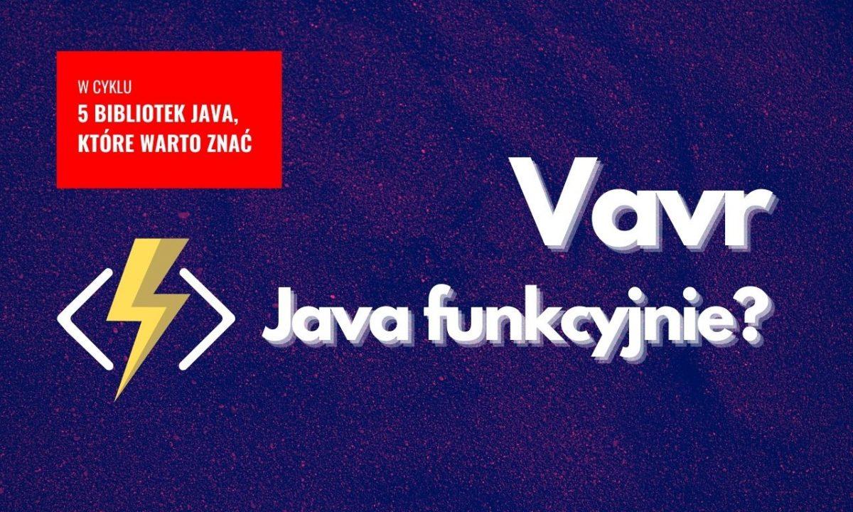 Funkcyjna Java z Vavr